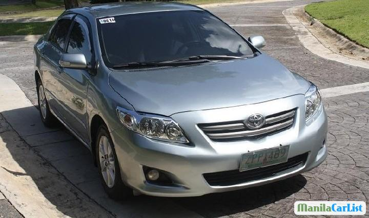 Picture of Toyota Corolla Automatic 2008 in Tarlac