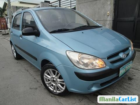 Pictures of Hyundai Getz Manual 2008