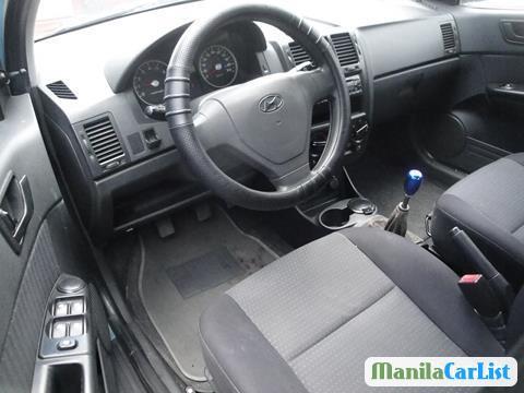 Hyundai Getz Manual 2008 in Cavite