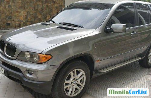 Pictures of BMW X Automatic 2004