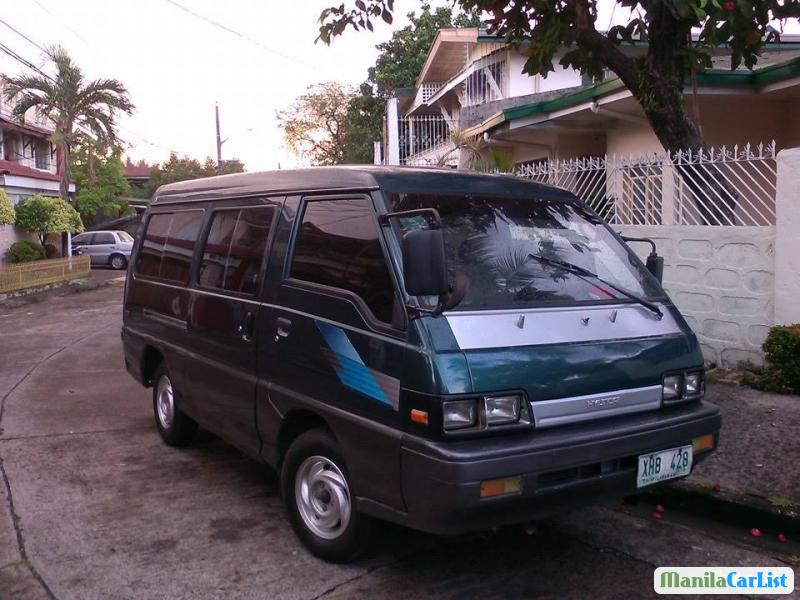 Picture of Hyundai Galloper Manual 2002