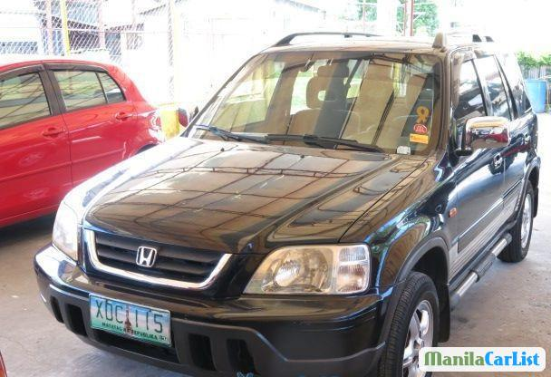 Pictures of Honda CR-V Automatic 2002