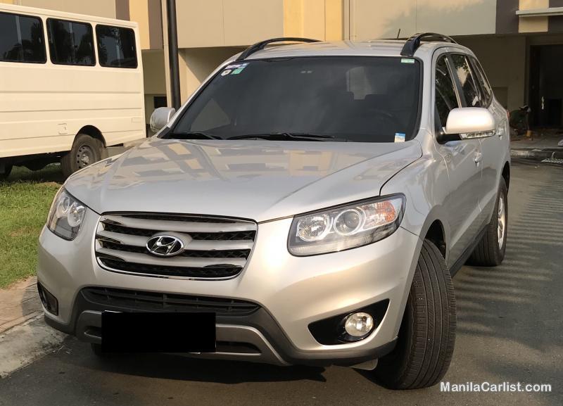 Picture of Hyundai Santa Fe 2.2 4x2 AT Automatic 2012
