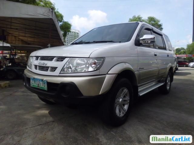 Picture of Isuzu Crosswind Automatic 2008