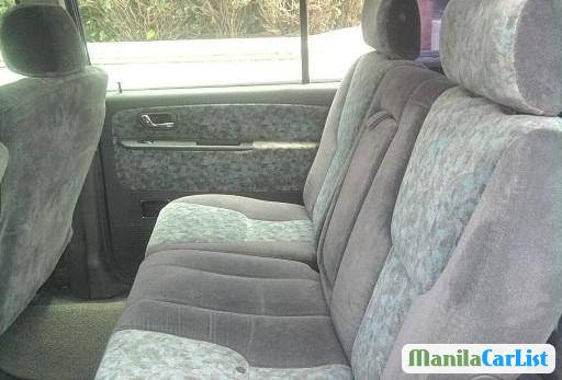 Mitsubishi Adventure Manual 2003 in Cavite