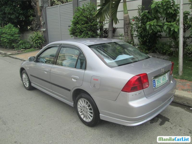 Honda Civic Manual 2003