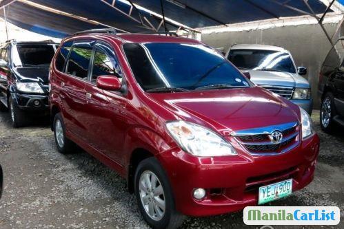 Picture of Toyota Avanza Automatic 2007