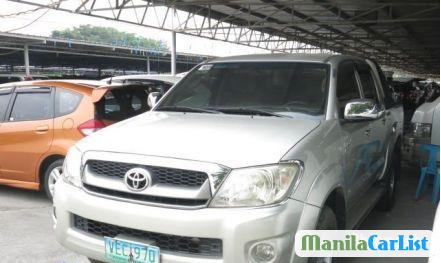 Pictures of Toyota Hilux Manual 2009