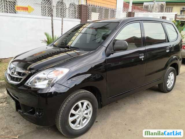 Picture of Toyota Avanza Manual 2009