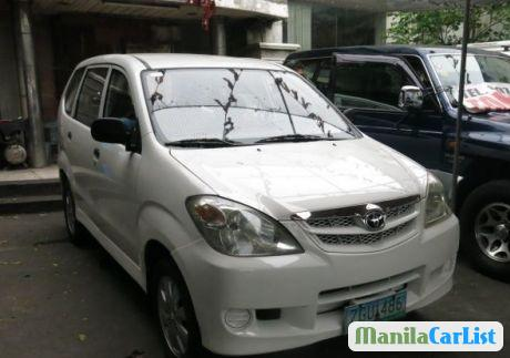Picture of Toyota Avanza Manual 2007