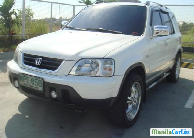 Picture of Honda CR-V Manual 2000