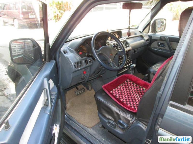 Mitsubishi Pajero Automatic 1992