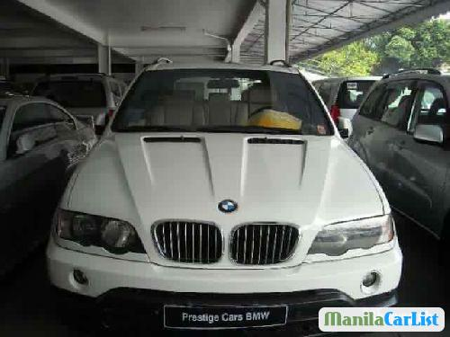 Picture of BMW X Manual 2003