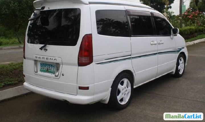 Nissan Serena Automatic 2009 in Philippines