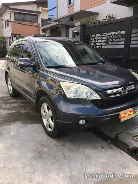 Picture of Honda CR-V 2.0 Automatic 2008