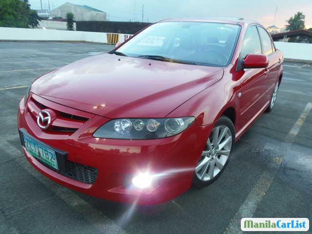 Pictures of Mazda Mazda6 Automatic 2006