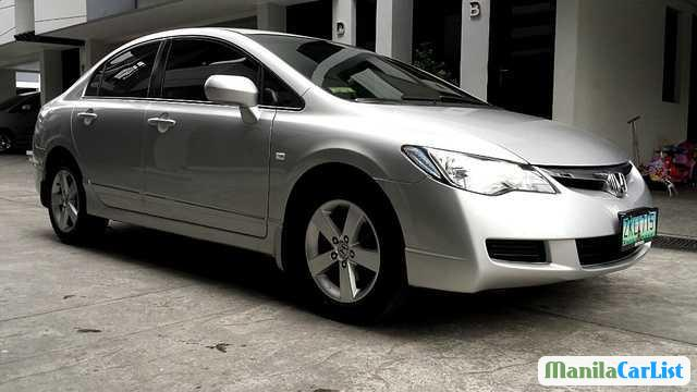 Picture of Honda Civic Manual 2008