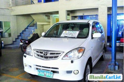 Pictures of Toyota Avanza Automatic 2010
