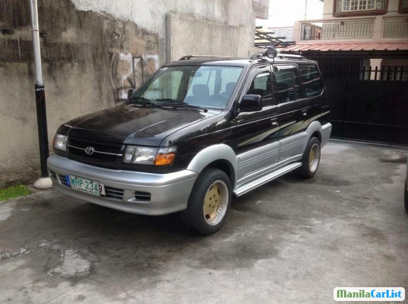 Picture of Toyota Automatic 1999