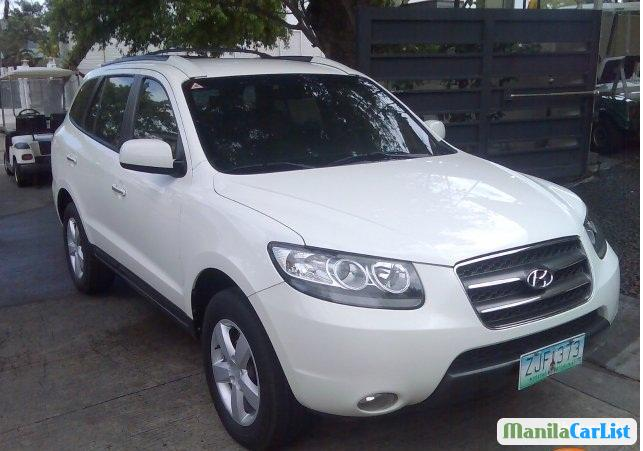 Pictures of Hyundai Santa Fe Automatic 2007