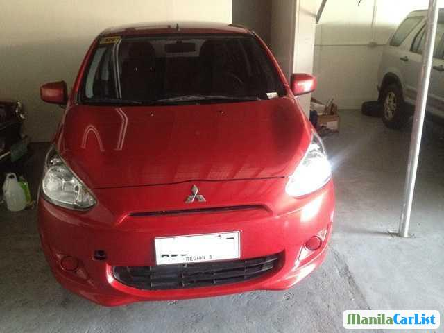 Picture of Mitsubishi Mirage Manual 2014