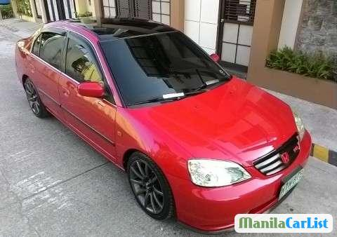 Pictures of Honda Civic Manual 2001
