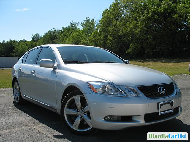 Pictures of Lexus GS Automatic 2007