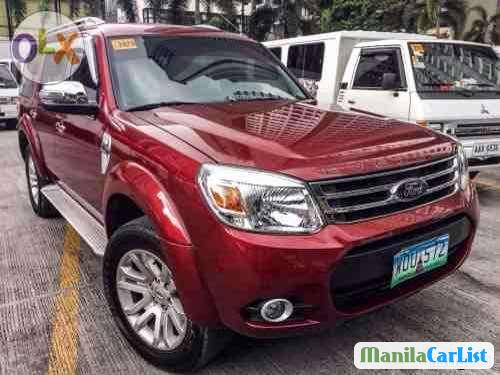 Pictures of Ford Everest Automatic 2013