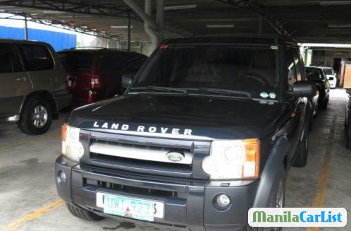 Picture of Land Rover Automatic 2006