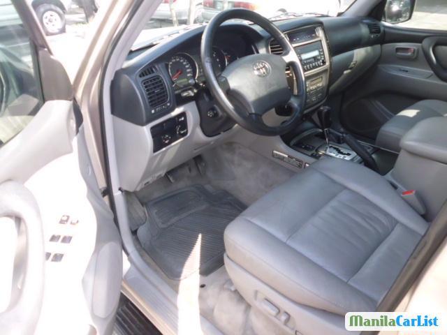 Toyota Land Cruiser Automatic 2004