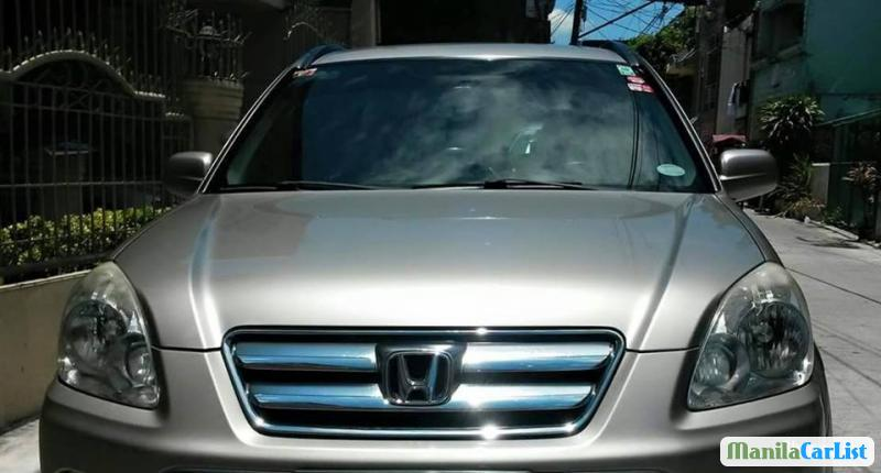 Pictures of Honda CR-V Automatic 2006