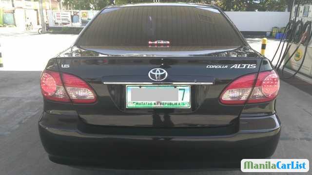 Toyota Corolla in Bulacan