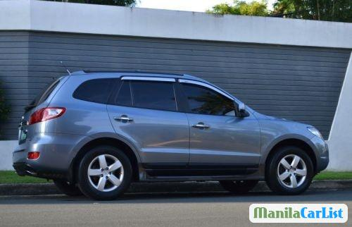 Pictures of Hyundai Santa Fe Manual 2008