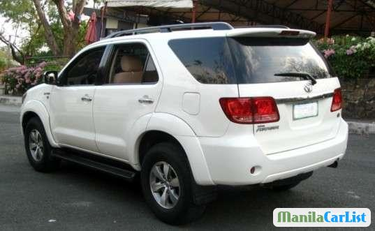 Toyota Fortuner Automatic 2006 in Dinagat Islands