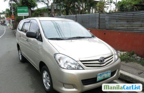 Picture of Toyota Innova Manual 2008