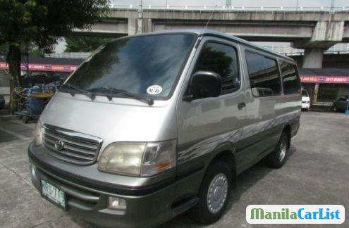 Picture of Toyota Hiace Manual 2001