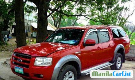 Pictures of Ford Ranger Automatic 2009