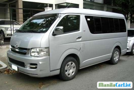 Picture of Toyota Hiace