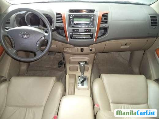 Toyota Fortuner Automatic 2009 in Abra