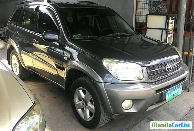Picture of Toyota RAV4 Automatic 2005