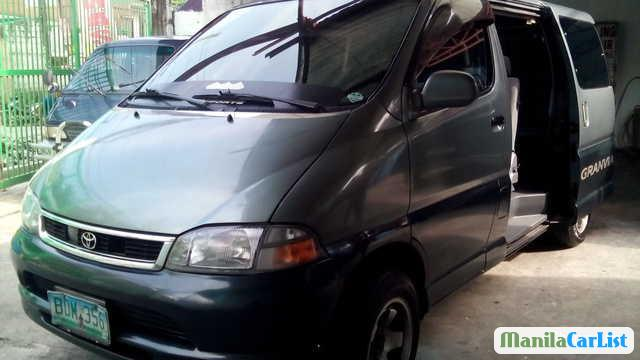 Picture of Toyota Hiace Automatic 2009
