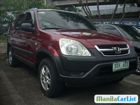 Picture of Honda CR-V Manual 2003