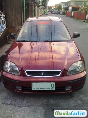 Pictures of Honda Civic Lxi