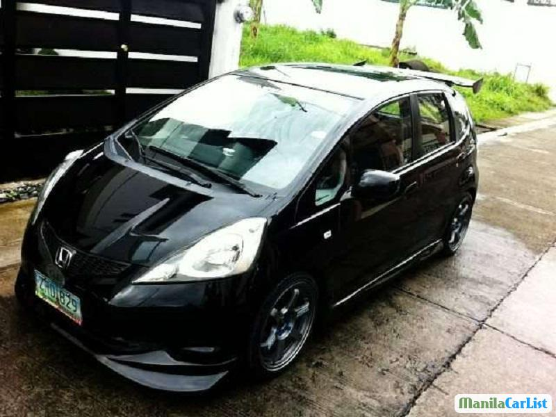 Honda Jazz Automatic 2015