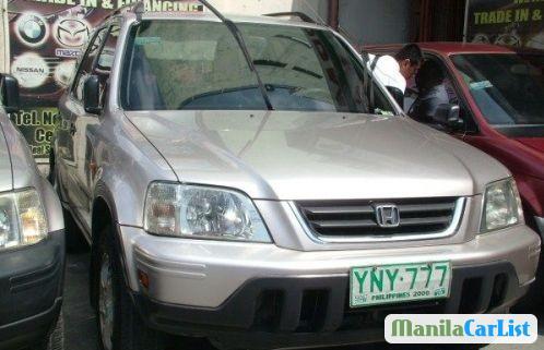 Honda CR-V Automatic 1999 - image 3