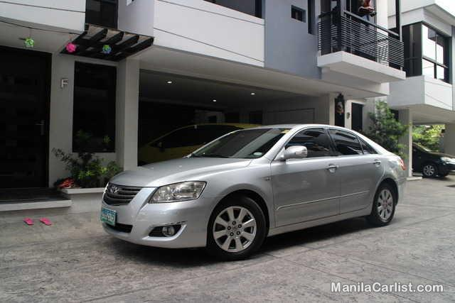 Picture of Toyota Camry Automatic 2008