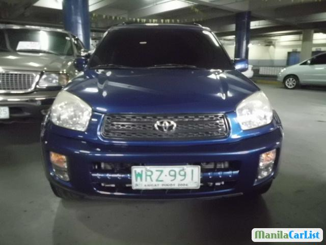 Picture of Toyota RAV4 Automatic 2001