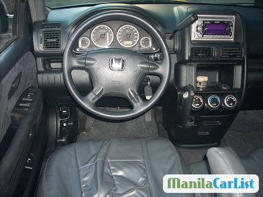 Honda CR-V Automatic 2002