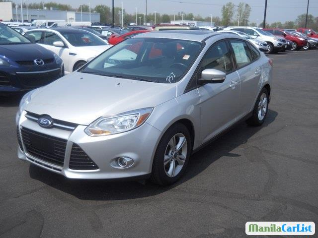 Picture of Ford Focus Automatic 2012