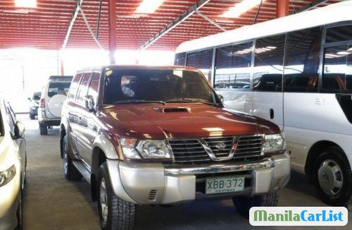Pictures of Nissan Patrol Automatic 2001